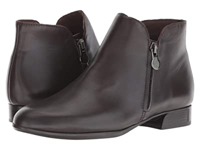 Munro Averee (Dark Brown Leather/Suede) Women