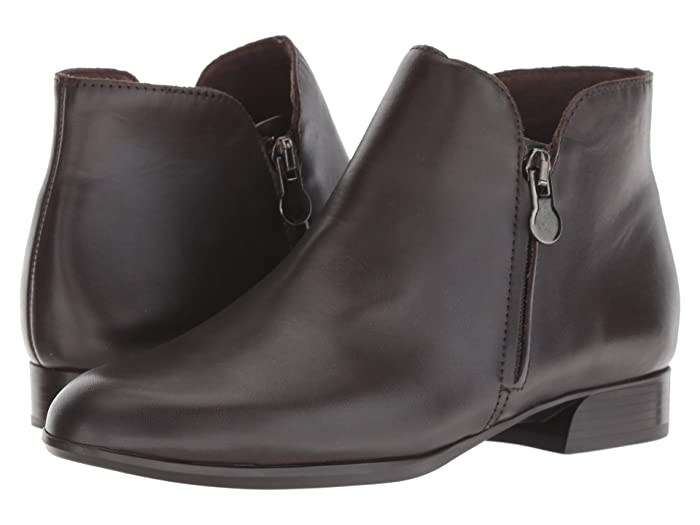 Munro Averee (Dark Brown Leather/Suede) Women's  Shoes