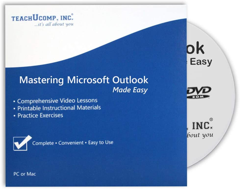 Mastering Microsoft Outlook 2016 New San Jose Mall arrival and 2013 Ed. - Easy CPE Made