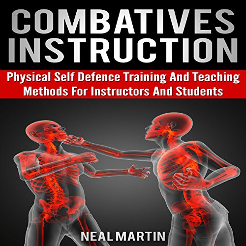 Combatives Instruction audiobook cover art
