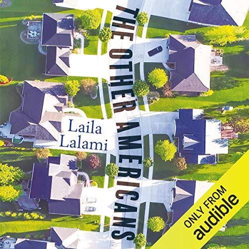 The Other Americans audiobook cover art