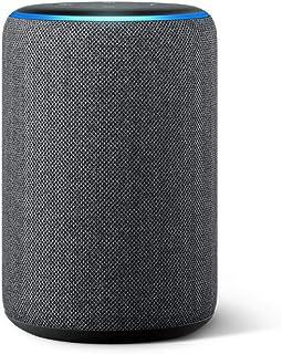 Echo (3ra generación) - Bocina inteligente con Alexa -
