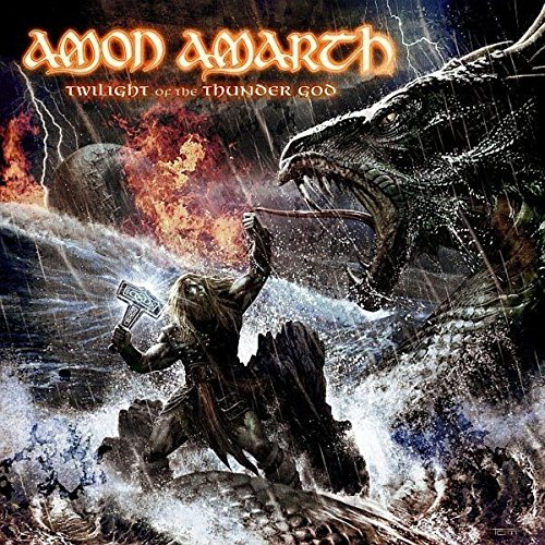 Twilight of the Thunder God-180g Black Vinyl [Vinyl LP]