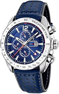 festina dual time watch