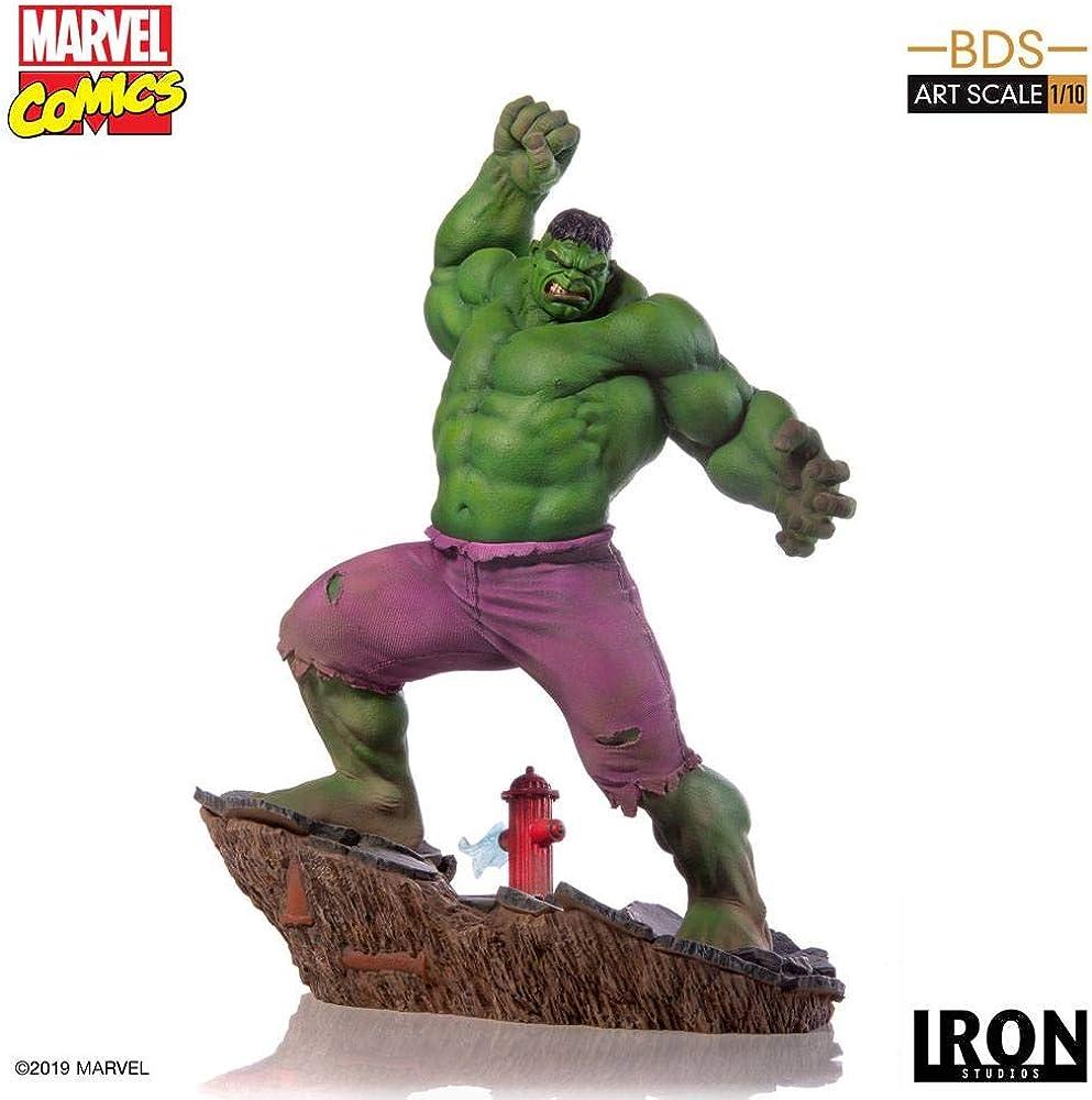 Iron studios hulk bds - statua