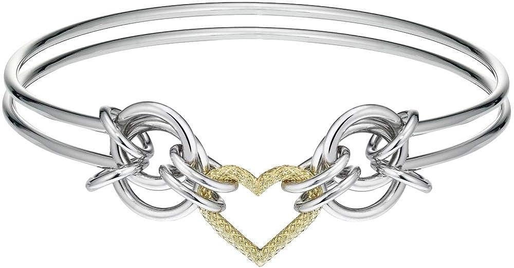 Morellato,bracciale per  donna ,in acciaio 316 l rodiato in argento, SAGX13