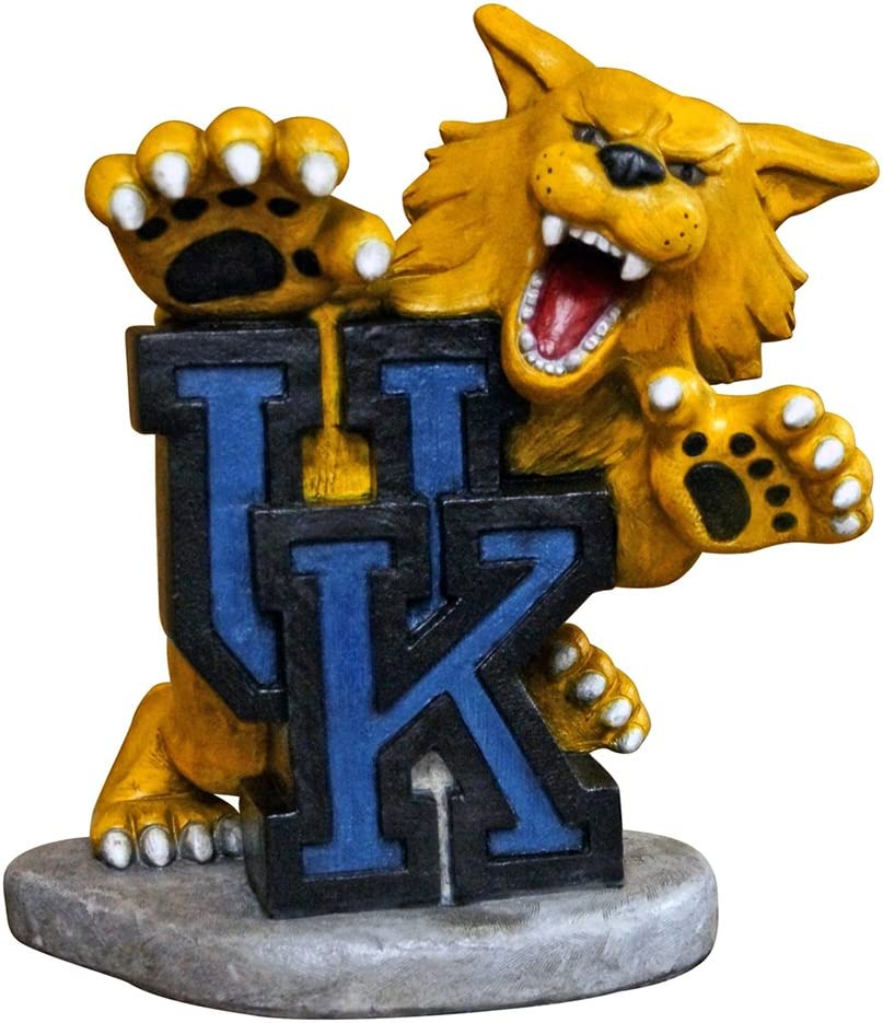 Stone Mascots University Of Kentucky Wildcat College Stone Mascot Garden Outdoor