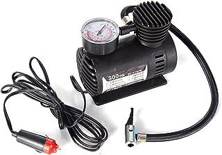 منفاخ كهربائي صغير محمول مع ضاغط 300 باوند لكل انش مربع للسيارة والدراجة والدراجة الالية وكرة السلة من ايكام