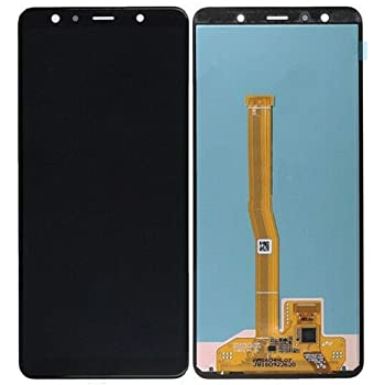 Color : Black Black 2018 LCD Screen Mobile Phone Incell and Digitizer Full Assembly for Galaxy A7 A750FN//DS A750F//DS A750G