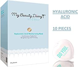 my beauty diary hyaluronic acid mask ingredients