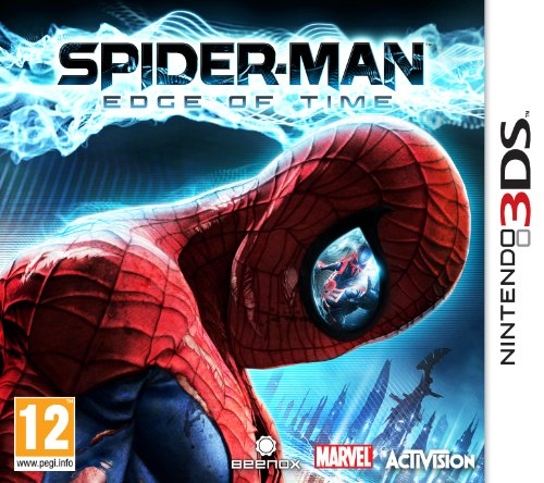 Activision Spider-Man: Edge of Time Nintendo 3DS Inglese videogioco