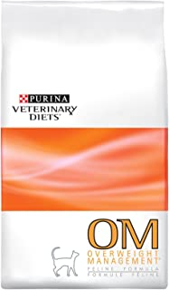Purina Veterinary Diets Feline OM Overweight Management - 6lb