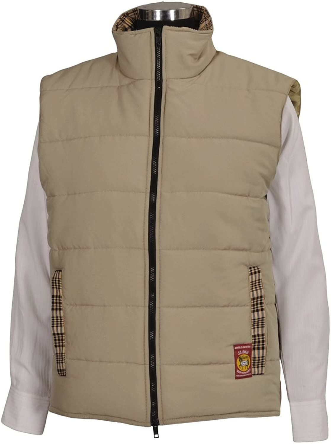Baker Ladies Country Quilted Vest