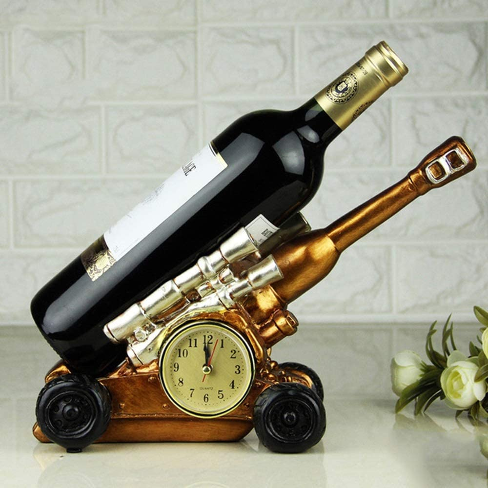 Yangmanini Creative Wine Rack Brand Brand new Cheap Sale Venue Ornam Home Decorations Cooler