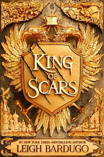 King of Scars (King of Scars Duology Book 1) (English Edition)