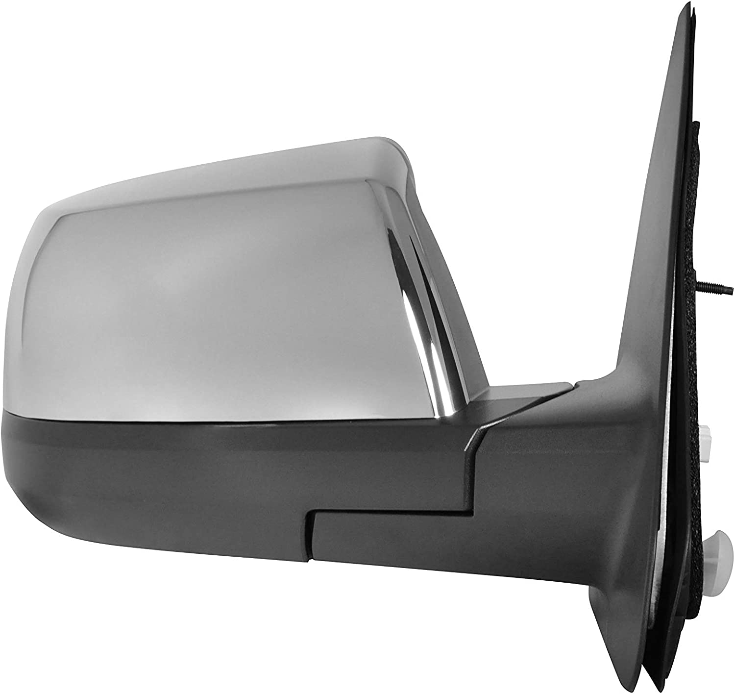 Price reduction Passenger Side Chrome Power Operated Latest item Folding Mirror Heated