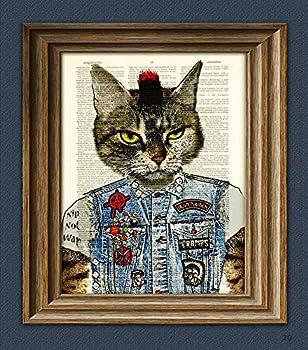 Best punk rock cat Reviews