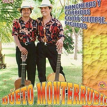 Rancheras Y Corridos Como Siempre... Picudos, Vol. 4