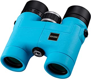 BNISE® - 8x32 双眼鏡 コンサート - マグネシウム合金の本体 便利で精巧である - フィルムBAK-4光学プリズム- 明るくゆがみない画像 - ブルー