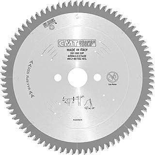 CMT Orange Tools cirkelsågsblad HW 250 x 3,2/2,5 x 32 Z=80 TCG – 297.080.10P – för järnfritt material, plast och laminat