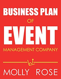 Business Plan Of Event Management Company