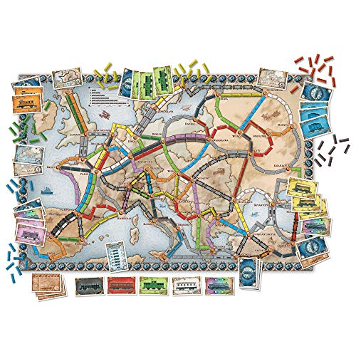 Ticket to ride Europe - 2