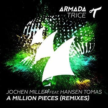 A Million Pieces (Remixes)