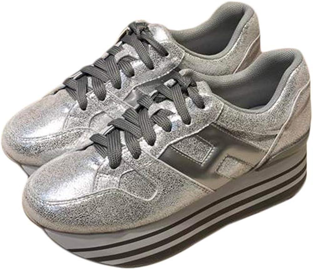 Hogan Womens Maxi Fashion Sneakers