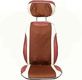 AMYMGLL Sillón de masaje Home Massage cojín (infrarrojo / masaje / amasamiento / espalda abierta) aplica a (PIERNA / cadera / cuello / cabeza / cintura / espalda / pie)