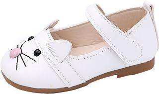 WUIWUIYU - Zapatos de bailarina, diseño de gato
