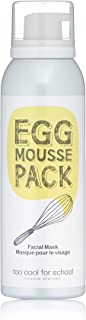 Too Cool for School Egg Mousse Pack, 3.38 Oz