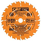 CMT Orange Tools 271.165.24H - Sierra circular (ultra...