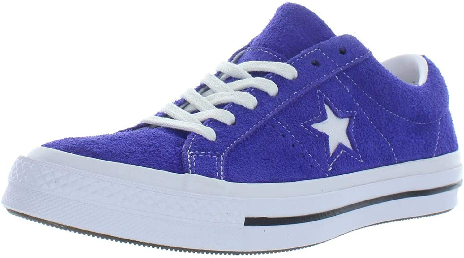 Converse Womens One Star Ox Suede Padded Insole Fashion Sneakers