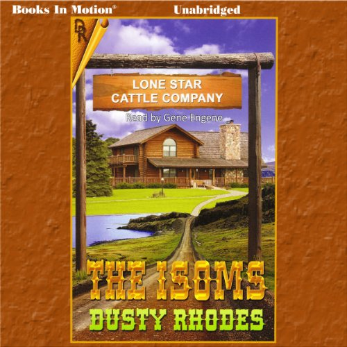 The Isoms audiobook cover art
