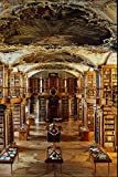 806072 Baroque Abbey Library St Gallen Switzerland A4 Photo