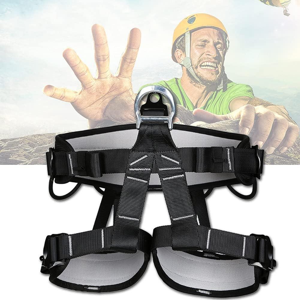 MAHFEI 4 years warranty Climbing shipfree Harness Protect Waist Belts Half Fall Body Safe