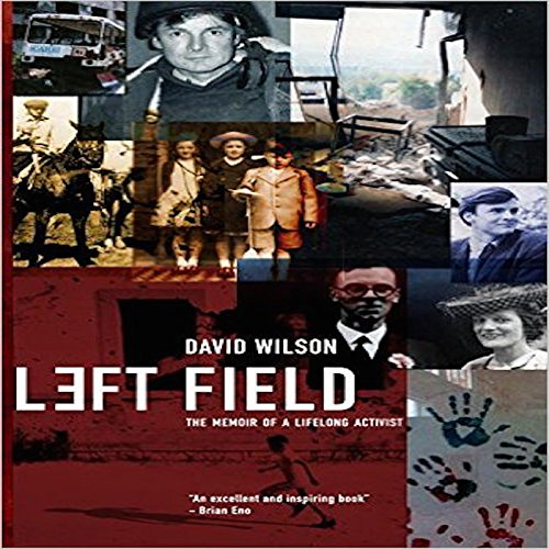 Left Field audiobook cover art