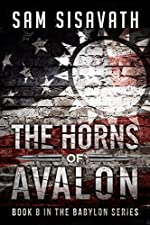The Horns of Avalon (Purge of Babylon, Book 8)