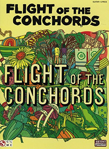 Flight of the Conchords Songbook (English Edition)