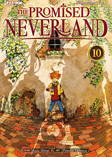 The promised Neverland (Vol. 10)