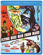 Flying Man From Mars