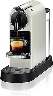 DeLonghi 德龙 Nespresso EN167.B Citiz 胶囊咖啡机 白色