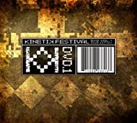 Vol. 1-Kinetik Festival-2008 Edition