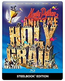 Monty Python And The Holy Grail - Steelbook Edition