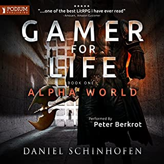 Gamer for Life cover art