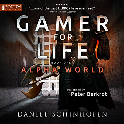 Gamer for Life audiobook cover art