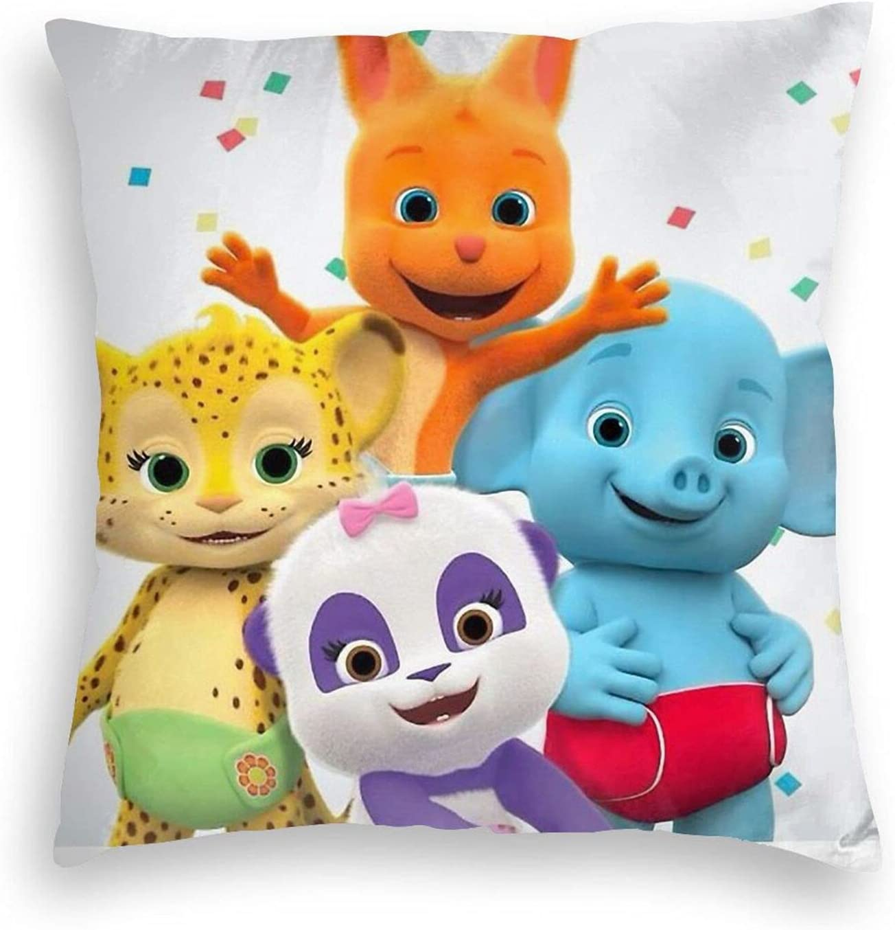 Mabel Word Max 90% OFF Party - Same day shipping Kids Pillowcase Tv Show Velvet 45cm-45cm
