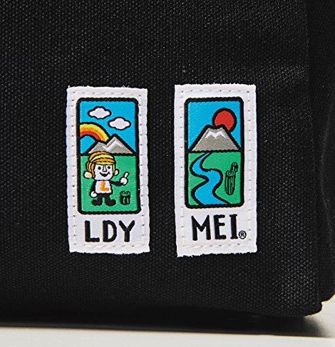 Laundry × MEI 2WAY BAG BOOK BLACK 商品画像