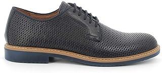 Luxury Fashion | Igi & Co Men 5103111BLU Blue Leather Lace-up Shoes | Spring-summer 20
