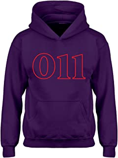 Indica Plateau Eleven Hoodie for Kids